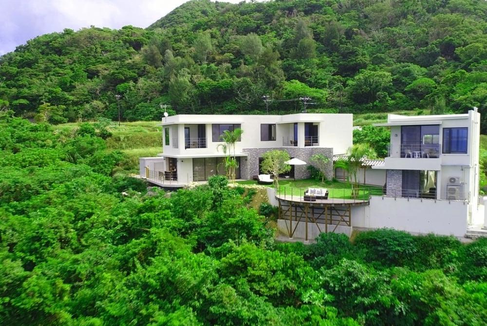 一日1組限定の沖縄プライベートオーベルジュ「LE CANA MOTOBU」で贅沢を極めるその3