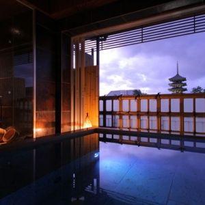 国宝・五重塔を臨む宿。古都・奈良の旅館で過ごす至福のひととき