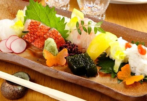 京料理のフルコースメニューを堪能