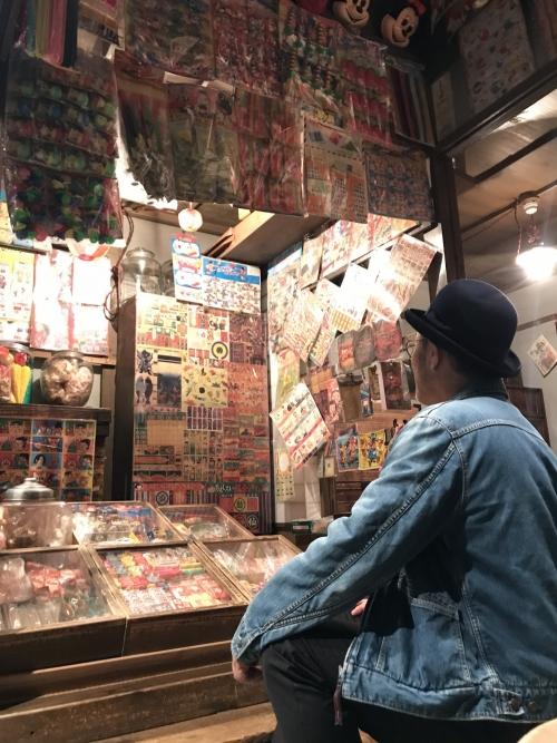 【都内】作家・栗山圭介さんが案内するレトロスポット