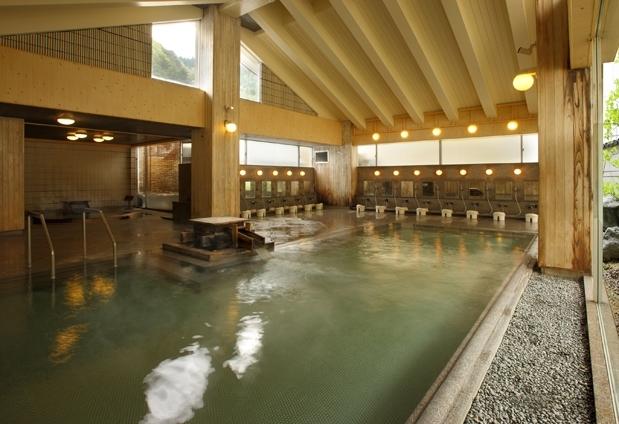 宮城県の鳴子温泉「源蔵の湯 鳴子観光ホテル」のおもてなし①400年の歴史ある美肌の湯