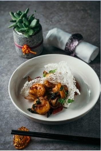 伝統料理からオリジナルまで、広東料理の最新形がここに。