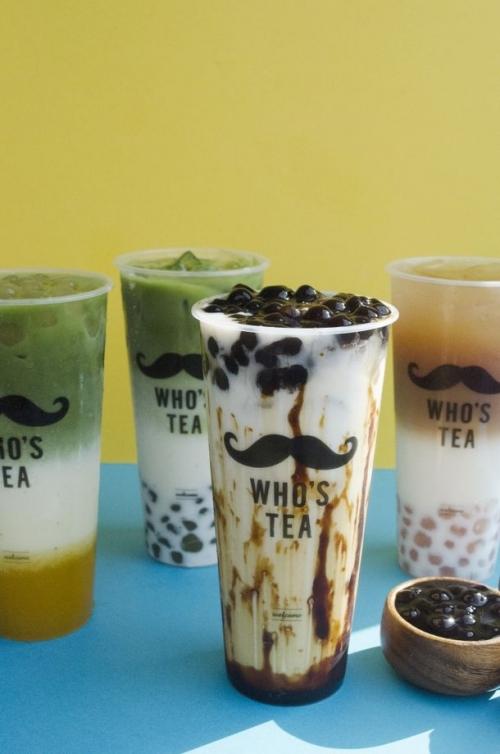 台湾発 タピオカ専門店『WHO'S TEA』第1号店が「イオンモール成田」にオープン