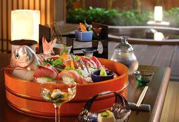 部屋食が美味しい!ごはんを食べに訪れたい国内の旅館③関東・千葉県 安房温泉 紀伊乃国屋