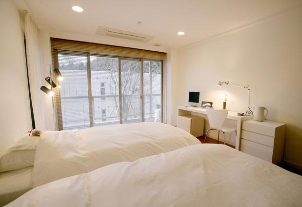 「Art Biotop那須」に泊まりたい!①シンプルなデザイナーズホテル