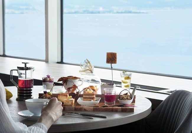 Beauty Afternoon Tea/琵琶湖マリオットホテル(滋賀)