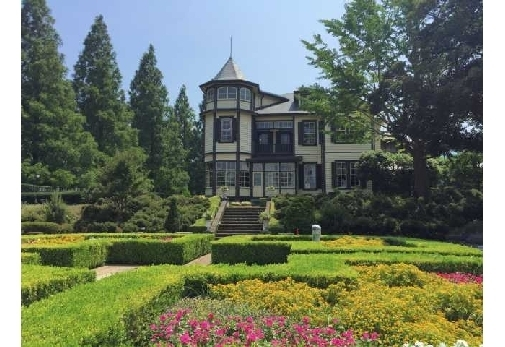 神奈川にあるおすすめの洋館① 外交官の家