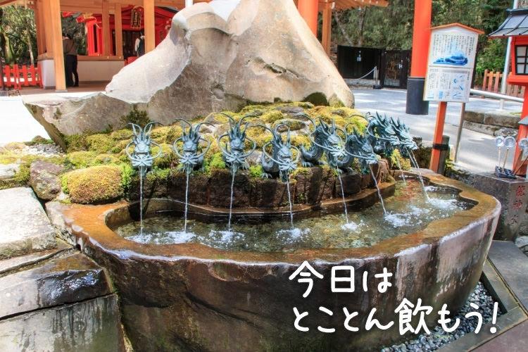【神奈川】九頭龍神社と箱根神社を巡って恋愛運アップ!? 「13日は箱根で開運 日帰りパワースポット旅」