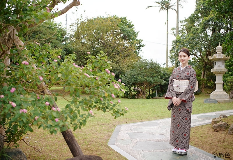山田杏奈さんが世界遺産の島旅へ【月刊旅色2021年10月号】その2
