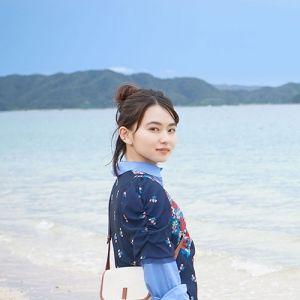 山田杏奈さんが世界遺産の島旅へ【月刊旅色2021年10月号】その0