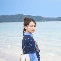 山田杏奈さんが世界遺産の島旅へ【月刊旅色2021年10月号】
