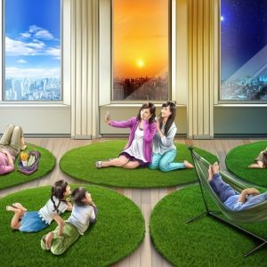 日本一空に近いピクニック。サンシャイン展望台で春イベントが期間限定開催