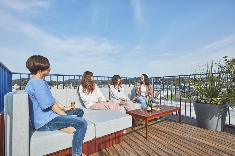 ワンランク上の湘南・鎌倉ステイ! 材木座海岸近くに、上質なデザインのリゾートハウスが誕生その2