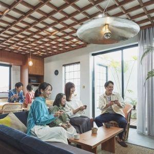 ワンランク上の湘南・鎌倉ステイ! 材木座海岸近くに、上質なデザインのリゾートハウスが誕生