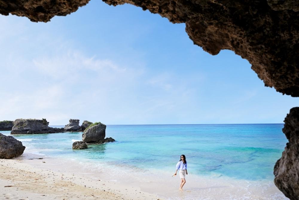 沖縄らしさに囲まれた滞在が叶う「星のや沖縄」