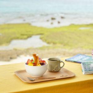 沖縄にこの夏注目のスポットが誕生!「星のや沖縄」&「バンタカフェ」その0