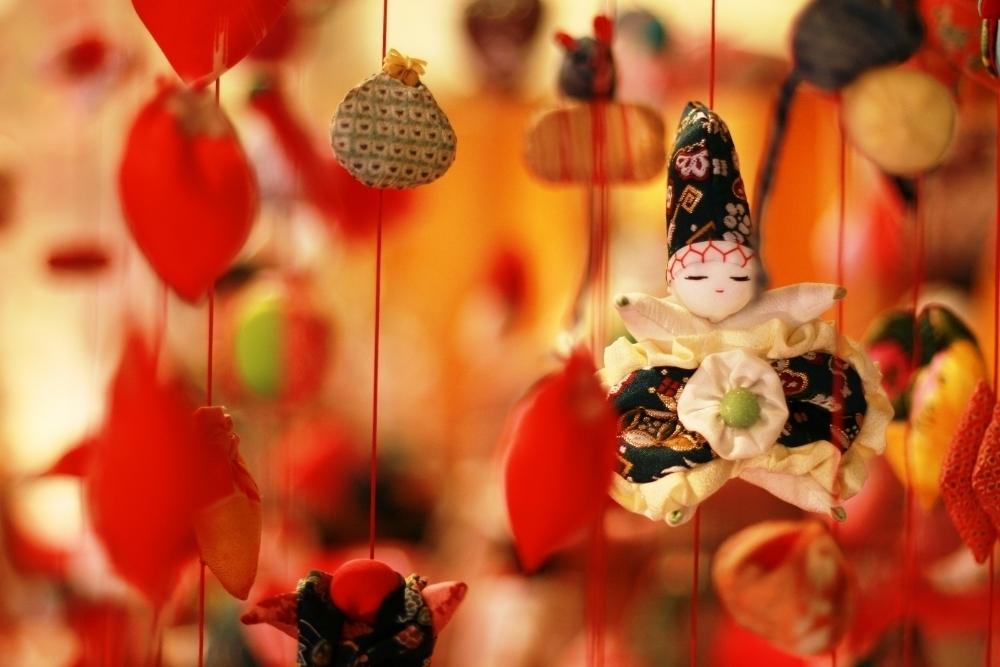 【イベント】稲取温泉 雛のつるし飾り(伊豆)