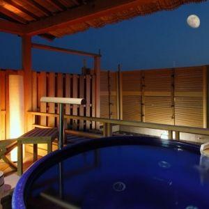 """愛媛県""""道後温泉""""の露天風呂付き客室をご紹介します"""