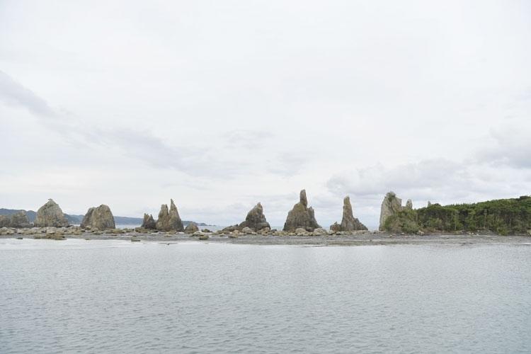 笛木優子さんが南紀・熊野灘で自然のパワーを感じる旅へその2