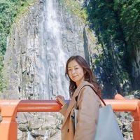 笛木優子さんが南紀・熊野灘で自然のパワーを感じる旅へ