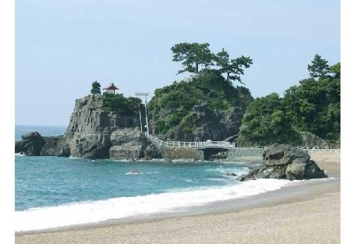 小豆島と名所を巡る4泊5日の旅プラン4日目:「桂浜」観光