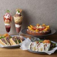 朝から夜まで旬なフルーツを!銀座の「RAMO FRUTAS CAFE」に新グランドメニューが登場