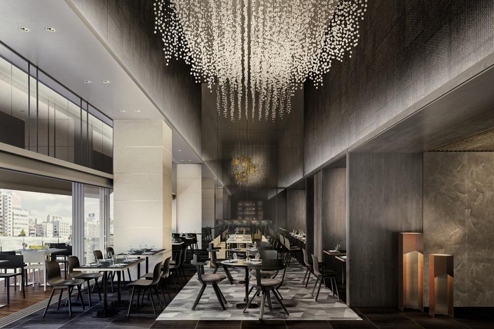 【東京】船着き場直結のリバーサイドホテル「THE GATE HOTEL 両国 by HULIC」が11月12日に開業その2