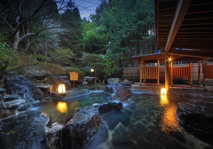 いわき湯本温泉のおすすめ旅館④ 雨情の宿 新つた