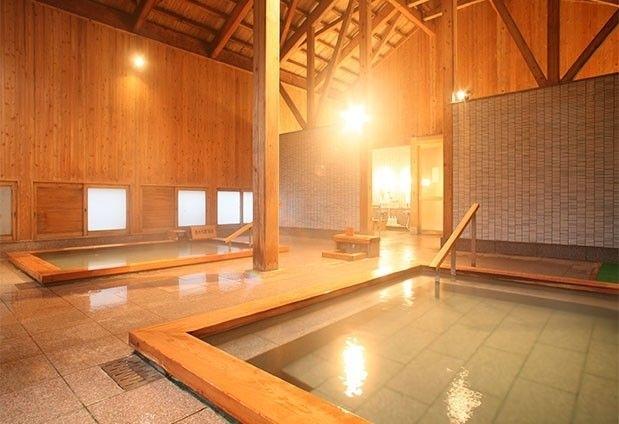 草津温泉の露天風呂付き客室④望雲