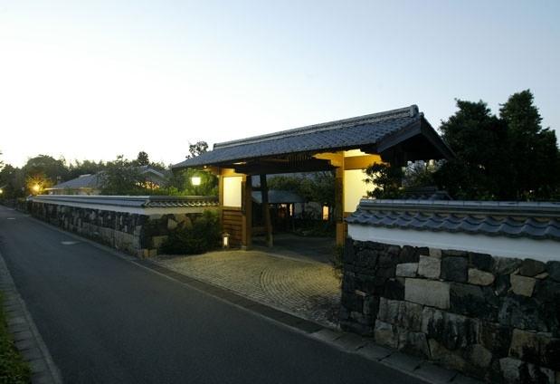 萩城三の丸 北門屋敷(山口県)