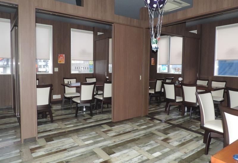 完全個室でゆったり大人時間 Cafe&Dining パッチ