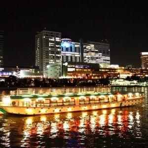 「プロが選ぶ水上観光船30選」屋形船1位!東京「船清」のもてなしがスゴイその0