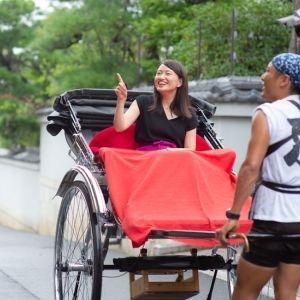 京都の紅葉をめいっぱい楽しみたい人へ! 人力車で巡る優雅な秋旅
