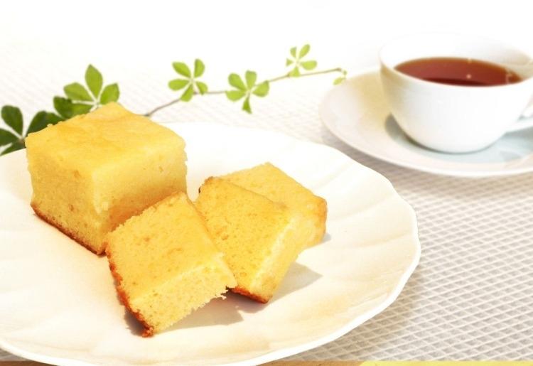 広島檸檬ケーキ