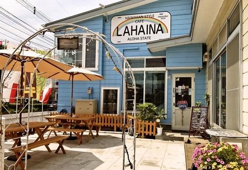 南国気分満点「Hawaiian style café LAHAINA」(北海道)