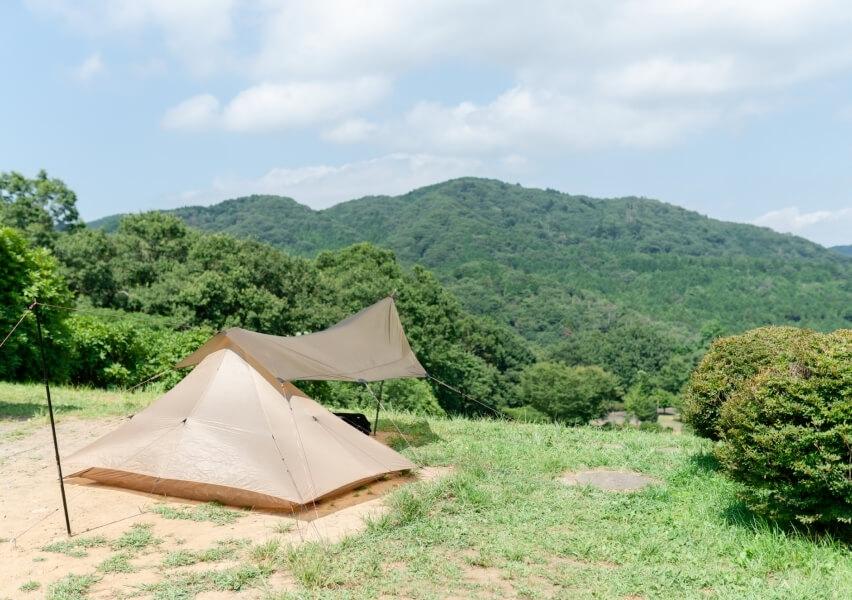 実はキャンプの名所・茨城で「冬キャンプ」