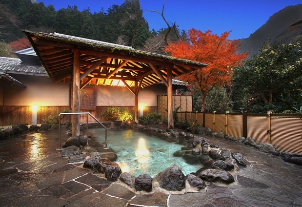 赤目温泉 隠れの湯 対泉閣(三重県)