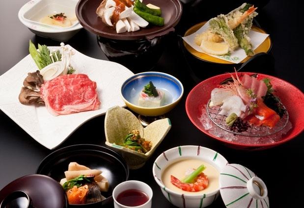 信州大島町の美食を味わう