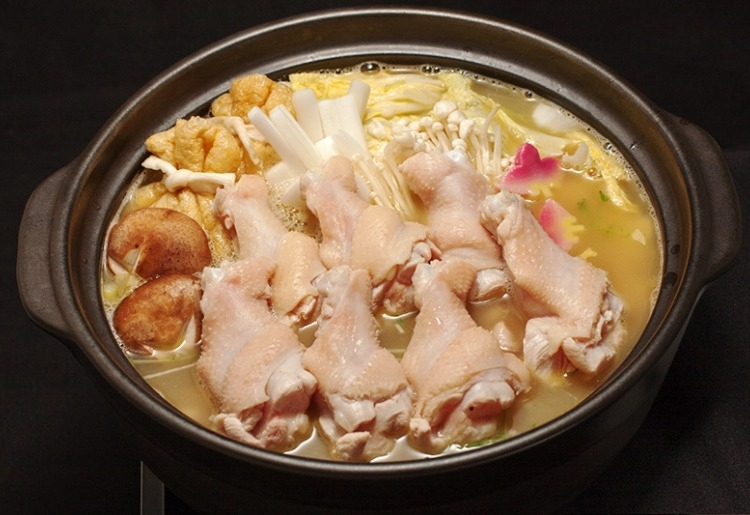 水炊き鍋セット(4人前)