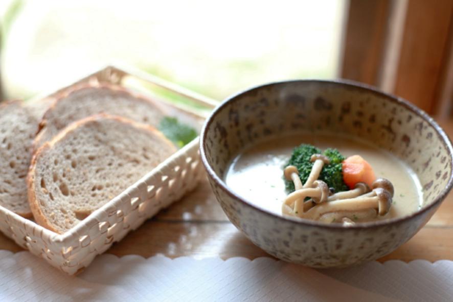 神戸で愛され続ける牧場でいただく自家製チーズのフルコースその3