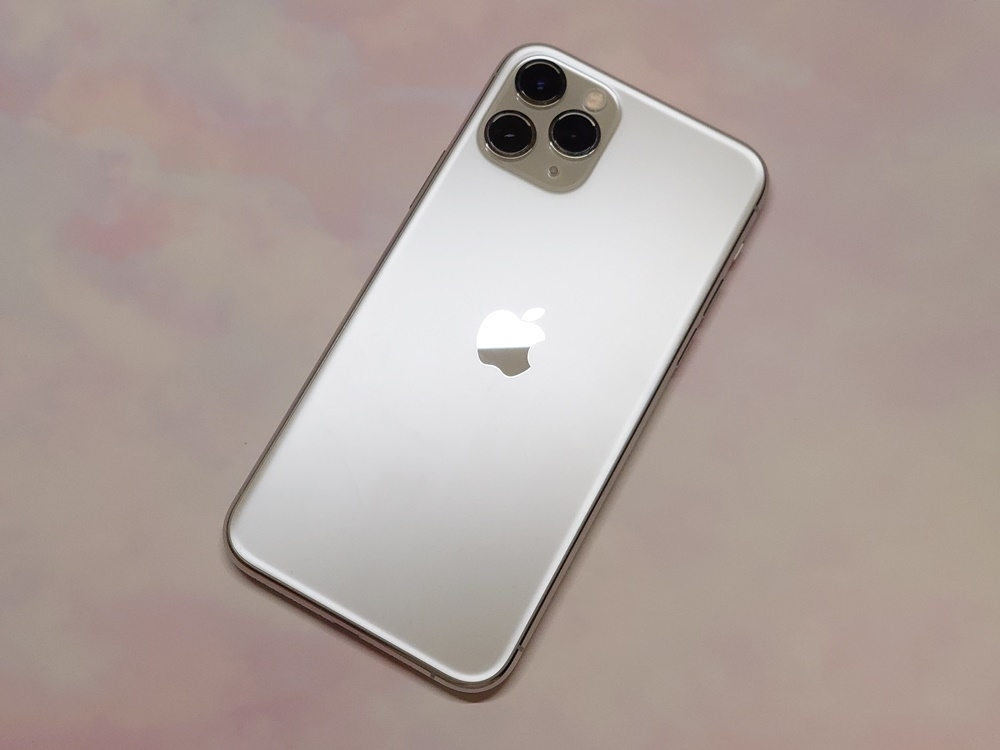 iPhone11最大の特長「トリプルカメラ」