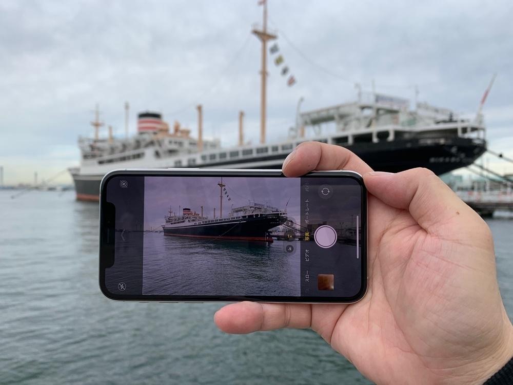 最新カメラ搭載のiPhone11、旅先で使える便利な機能その3
