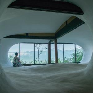期間限定アートと黒部ダム。この夏、見に行くべき長野県大町市の観光スポットその0