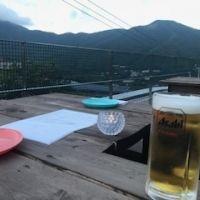 今からがベストシーズン! 箱根の特等席で楽しむ「ビアガーデン」