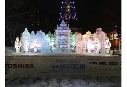 全国で開催される冬ならではのお祭り① さっぽろ雪まつり