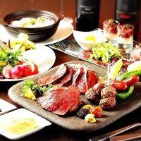 アレンジ豊富な桜肉料理を堪能!「気まぐれバル恵比寿 Whim」