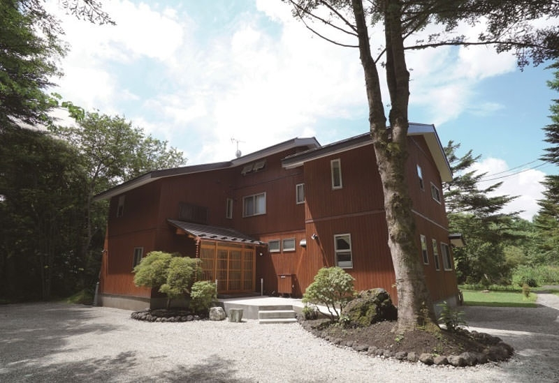 四季豊かな軽井沢の自然に包まれた和食オーベルジュ