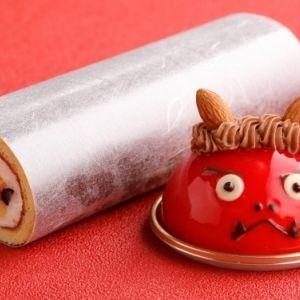 【2月3日は節分】今年の恵方は東北東!いつもと違うスイーツ巻きはいかが?