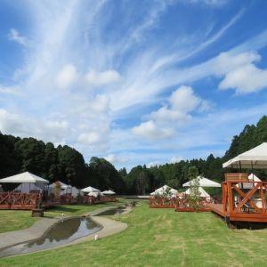都心近郊の新グランピング施設。収穫体験もできる農園リゾートに行こう!