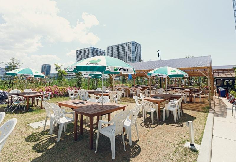 Will dining&BBQ/お台場・豊洲・湾岸エリア
